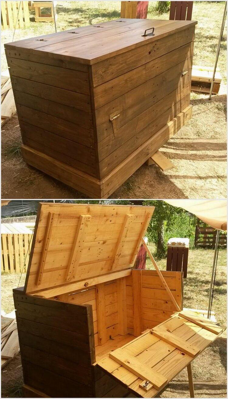Pallet Storage Boc