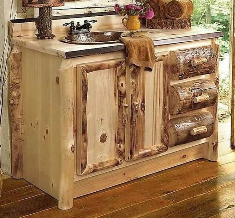 Rustic Basin or Sink