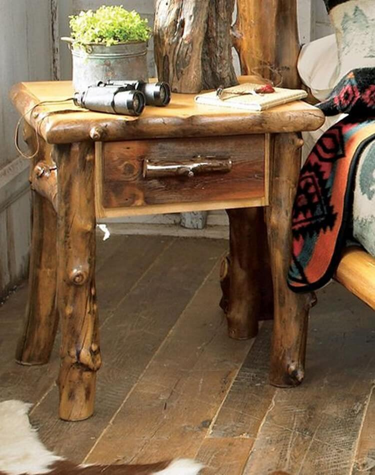 Innovative Rustic Furniture Decorating Ideas You 39 Ll Love: pictures of rustic furniture