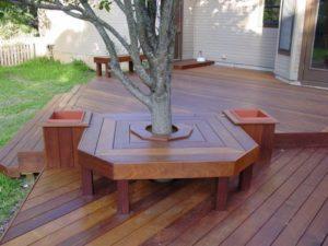 Creative & Inspiring Tree Seats Around Trees