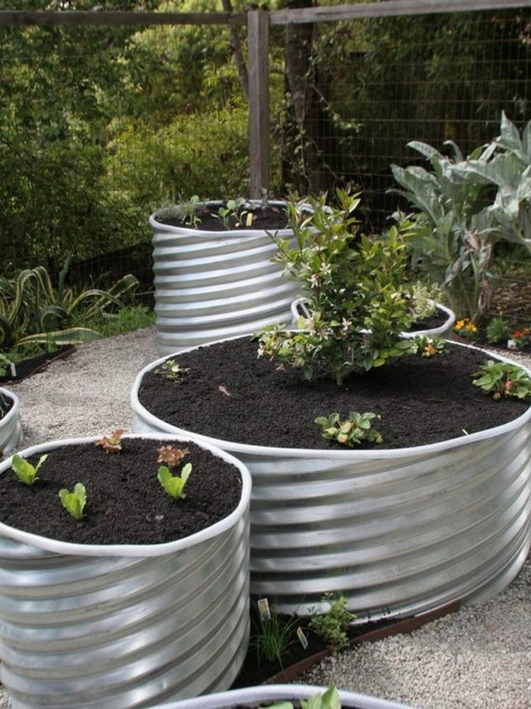 Small Raised Bed for Garden