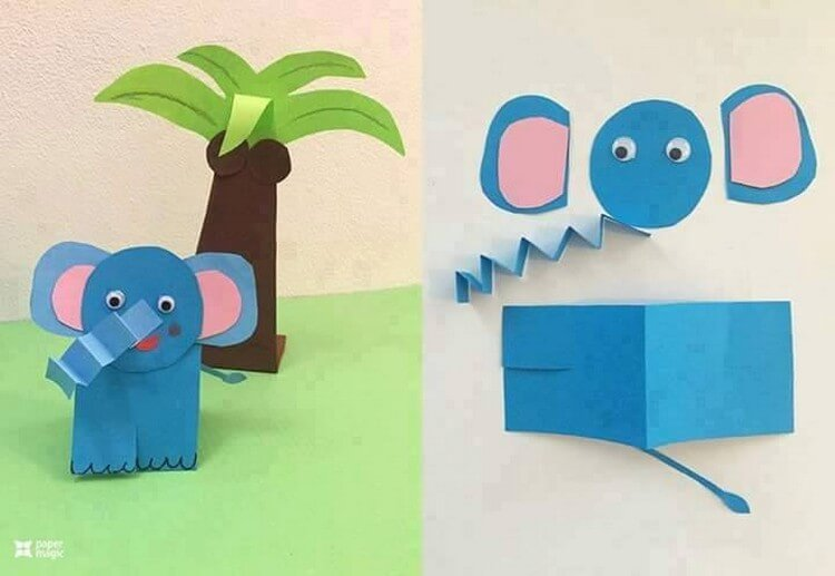 Crafts for Kids with Paper