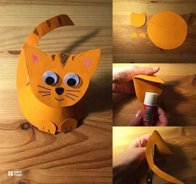 DIY Easy Paper Craft for Kids