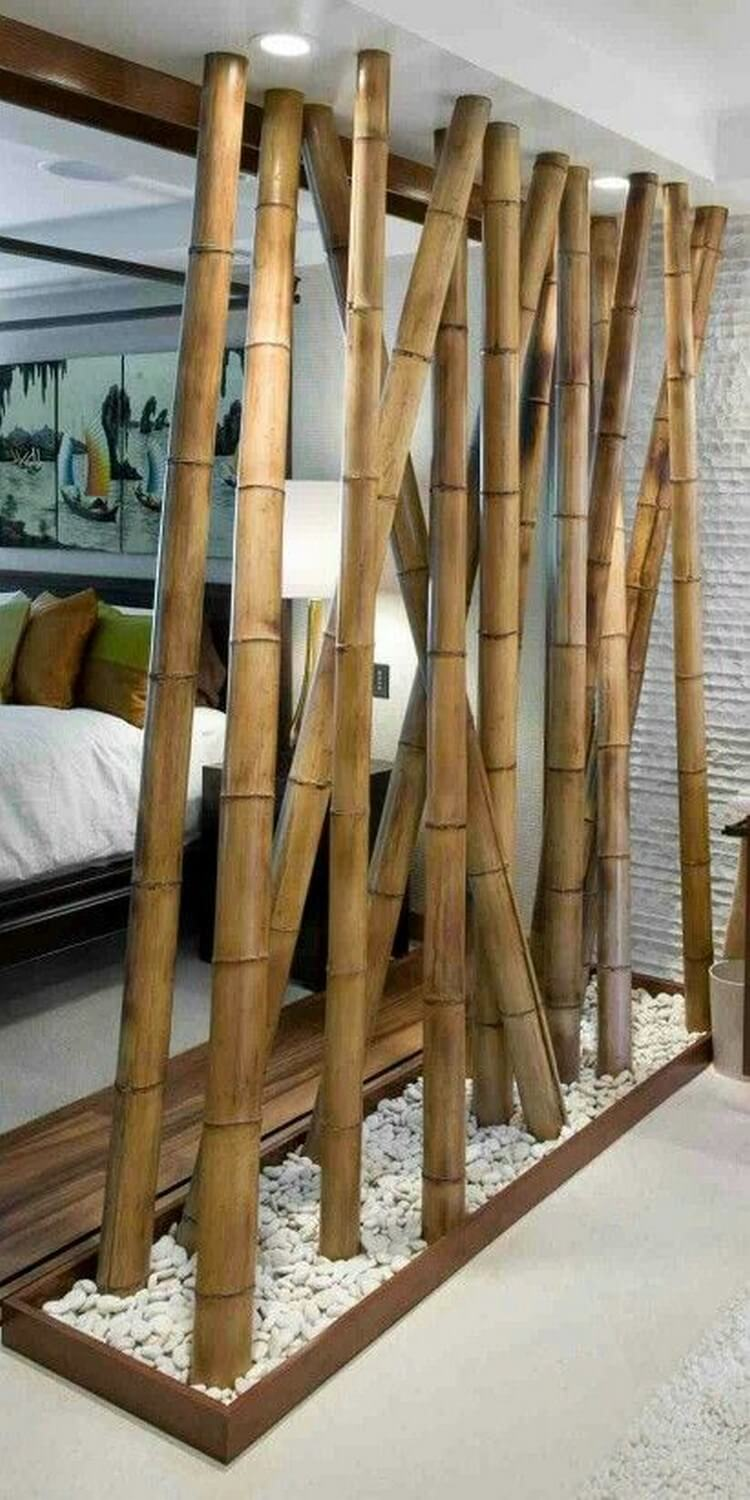 25 amazing ideas with bamboo recycled things - Bamboo bar design ideas ...