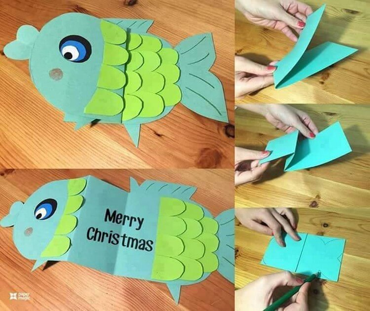 Kids Paper Craft Ideas
