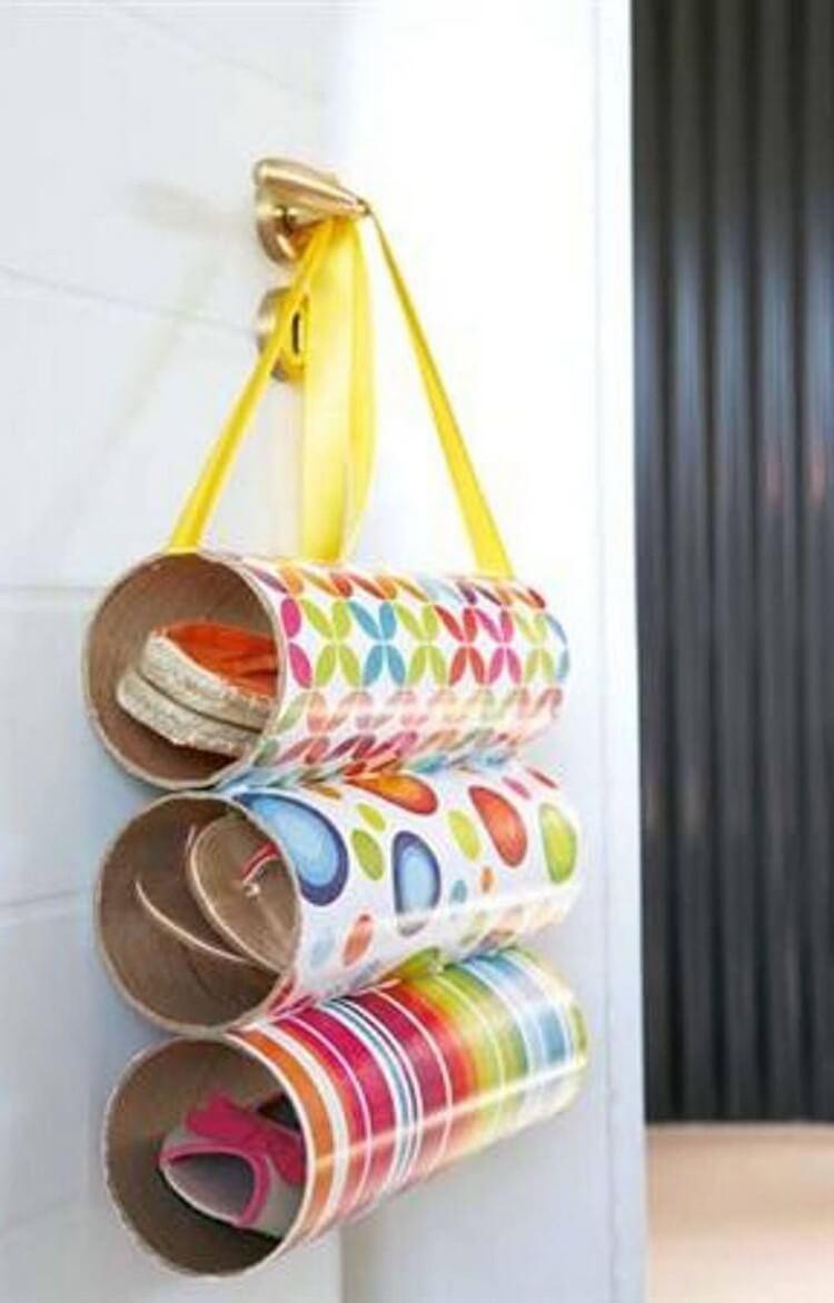 Recycling Pringle Tubes