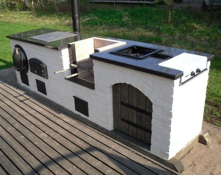 Awesome BBQ Grill Idea