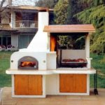 Awesome Patio BBQ Grill Design