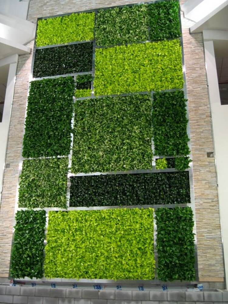 20 excellent diy vertical garden ideas for your home for Home vertical garden