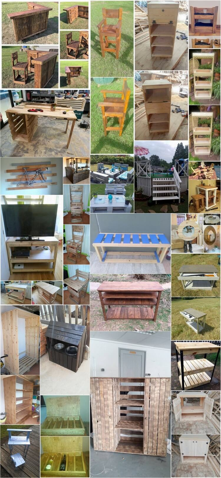 Cheap and Easy DIY Wood Pallet Ideas That Will Inspire You