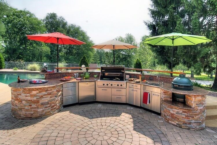Grills for Brick Built BBQ
