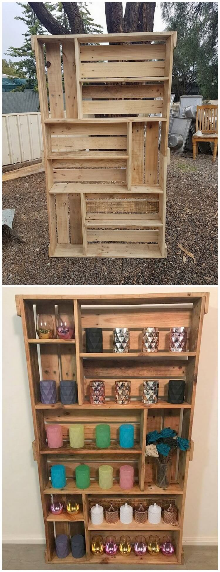 Pallet Shelving Unit