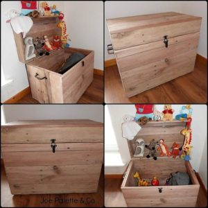 Excellent DIY Ideas with Old Shipping Wood Pallets