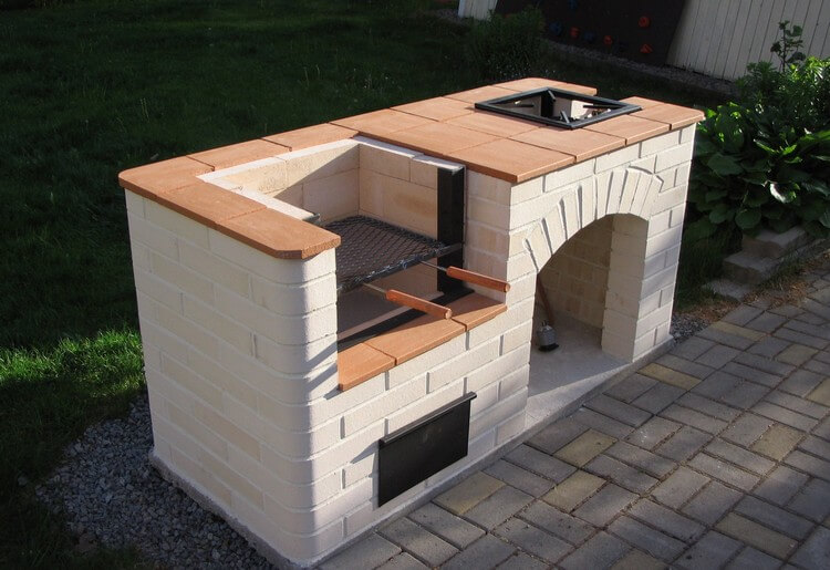 Patio BBQ Grill Ideas