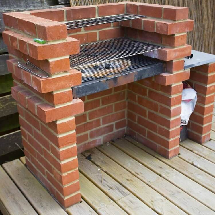 Patio Barbecue Ideas