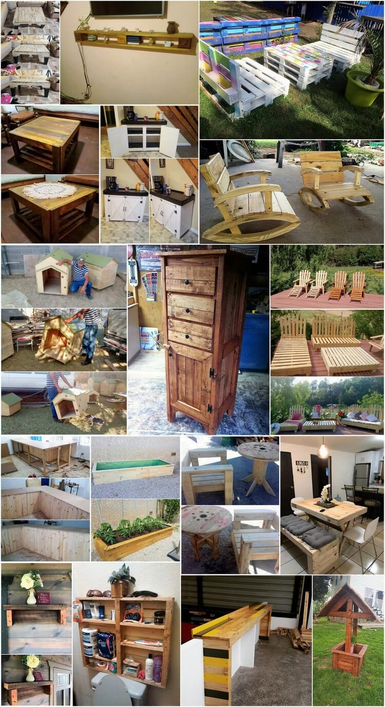Infeasible Shipping Wood Pallet Ideas for Beginners