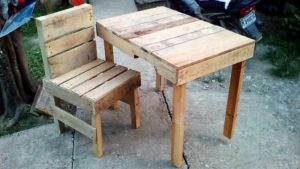 Unique DIY Ideas with Old Shipping Pallets