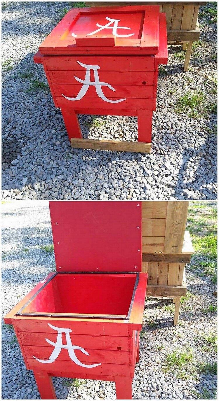 Pallet Cooler Stand
