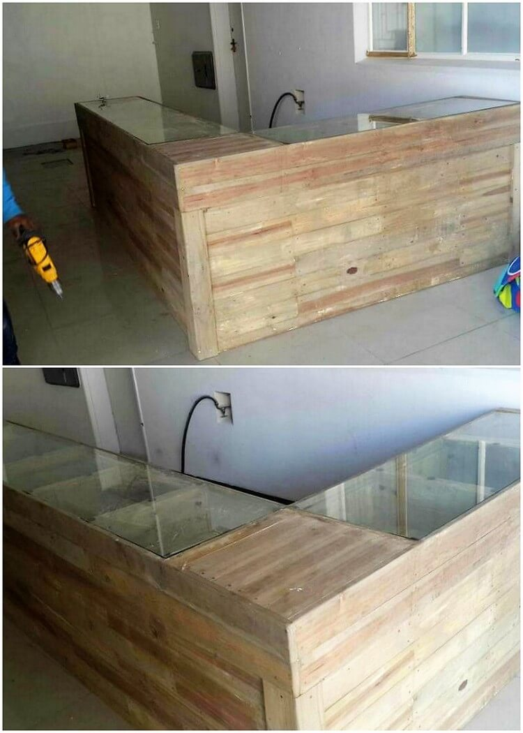 Pallet Counter