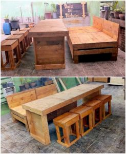Innovative DIY Ideas for Wood Pallet Reusing
