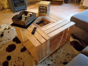 Inexpensive and Awesome Wood Pallet Achievements