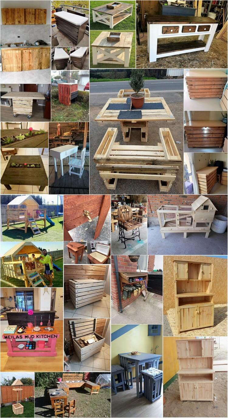 Creative Ways to Recycle Used Shipping Pallets