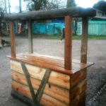 Recycling Ideas for Used Shipping Wood Pallets