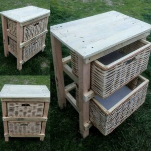 Excellent Ideas to Upcycle Used Wood Pallets
