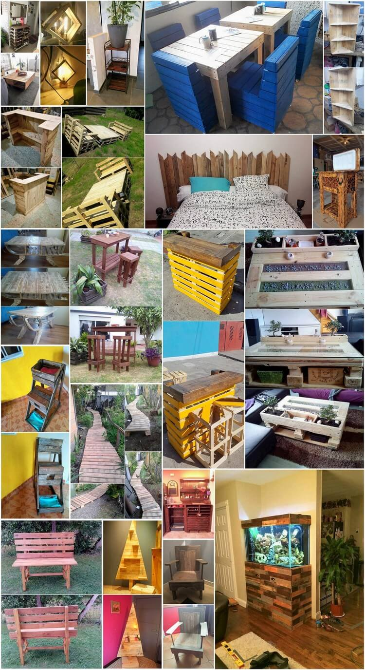 Best and Cool Wood Pallet Recycling Ideas