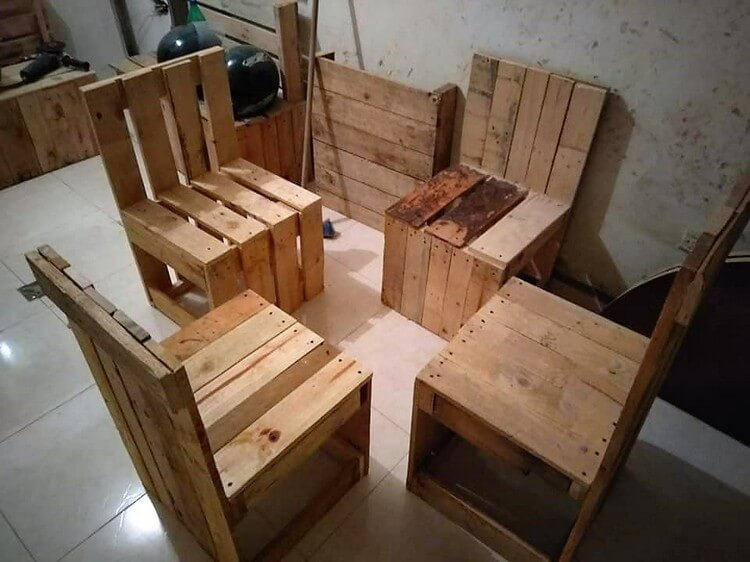 Unique And Decent Wood Pallet Recycling Ideas Recycled
