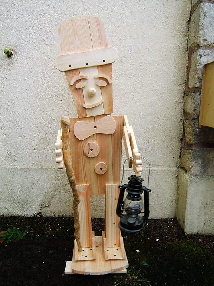 Wood Pallet Craft