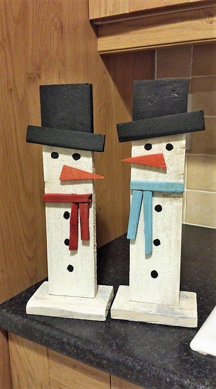Pallet Christmas Craft