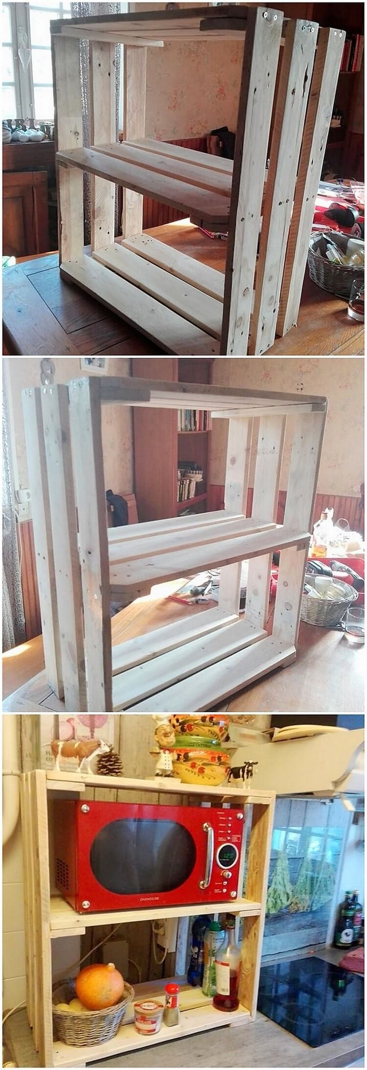 Pallet Oven Rack or Stand
