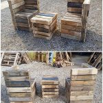 Gorgeous Reshaping Ideas for Old Wooden Pallets