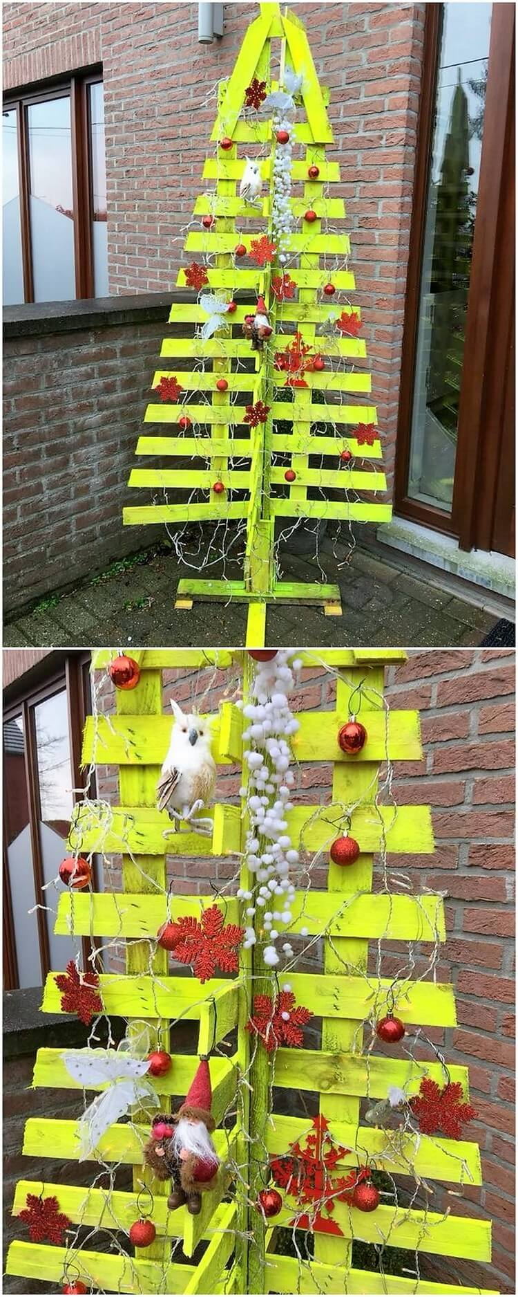Pallet Tree Art