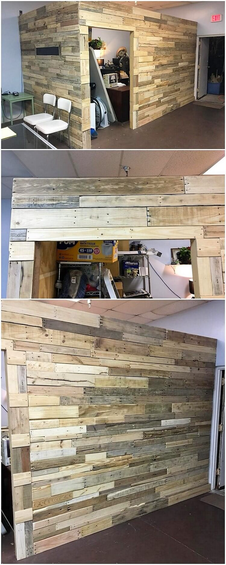 Pallet Wall Paneling (2)