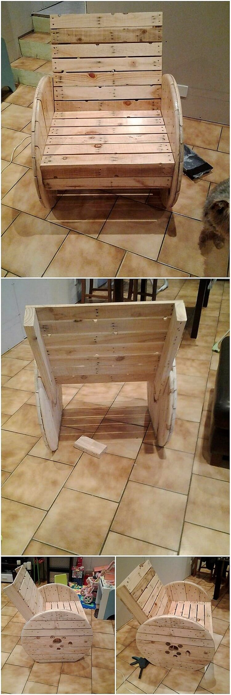 Amazing Tips To Convert Recycled Pallets Into Useful Things  # Muebles Con Tarimas