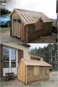 Improbable Ideas for Wood Pallets Recycling