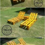Freshen and Clever Wood Pallets Reusing Ideas