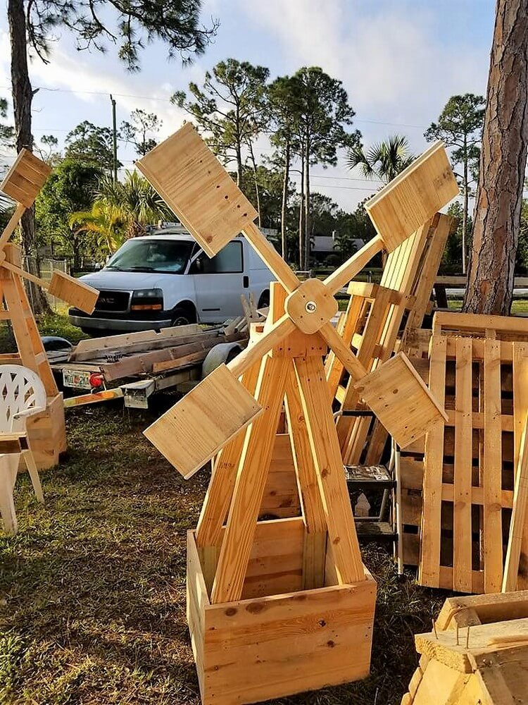 Pallet Creation for Kids