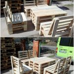 Lovely Ideas with Upcycled Wood Pallets