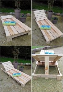 Sensational Wood Pallets Reusing Ideas