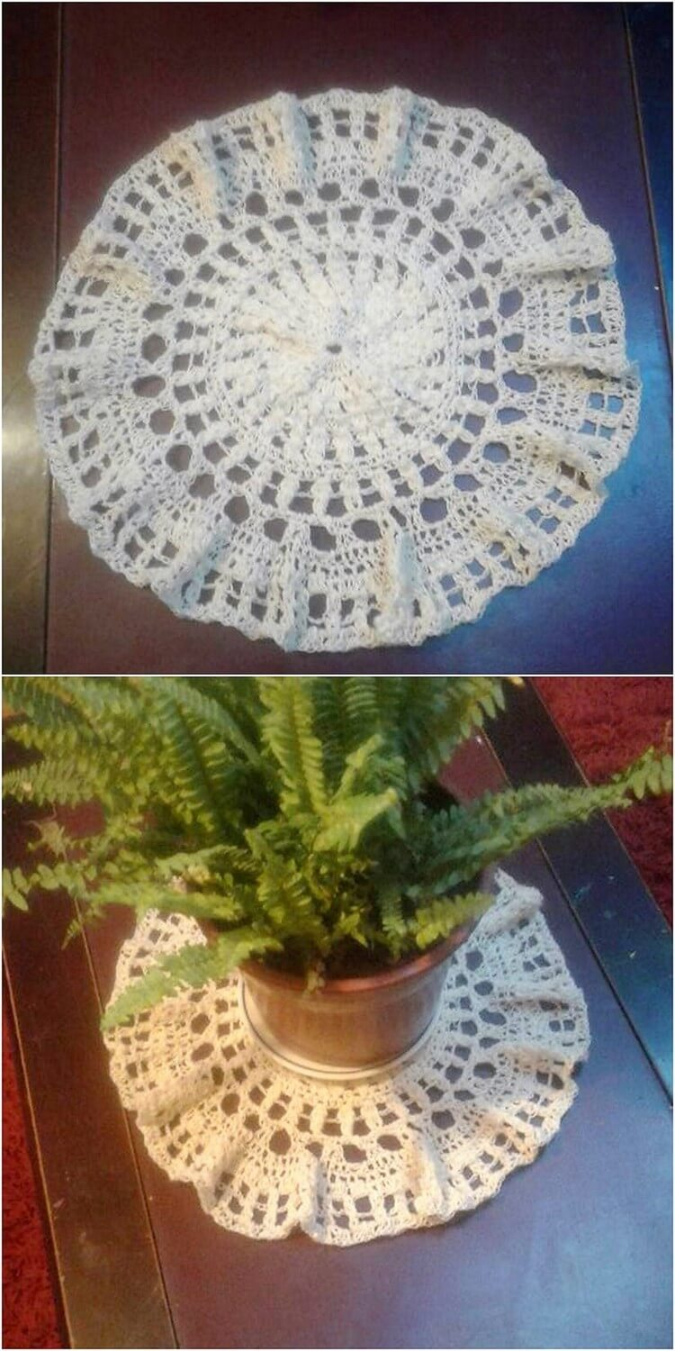 Crochet Creation for Dining Table