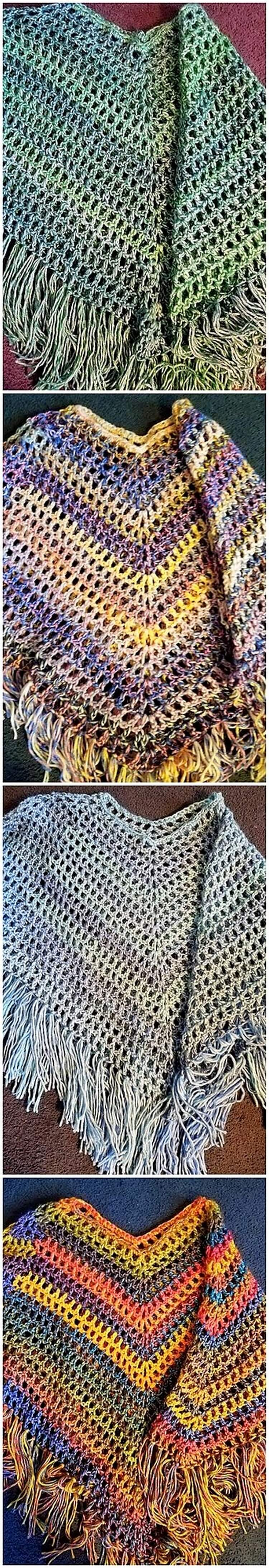 Crochet Scarf Idea (2)
