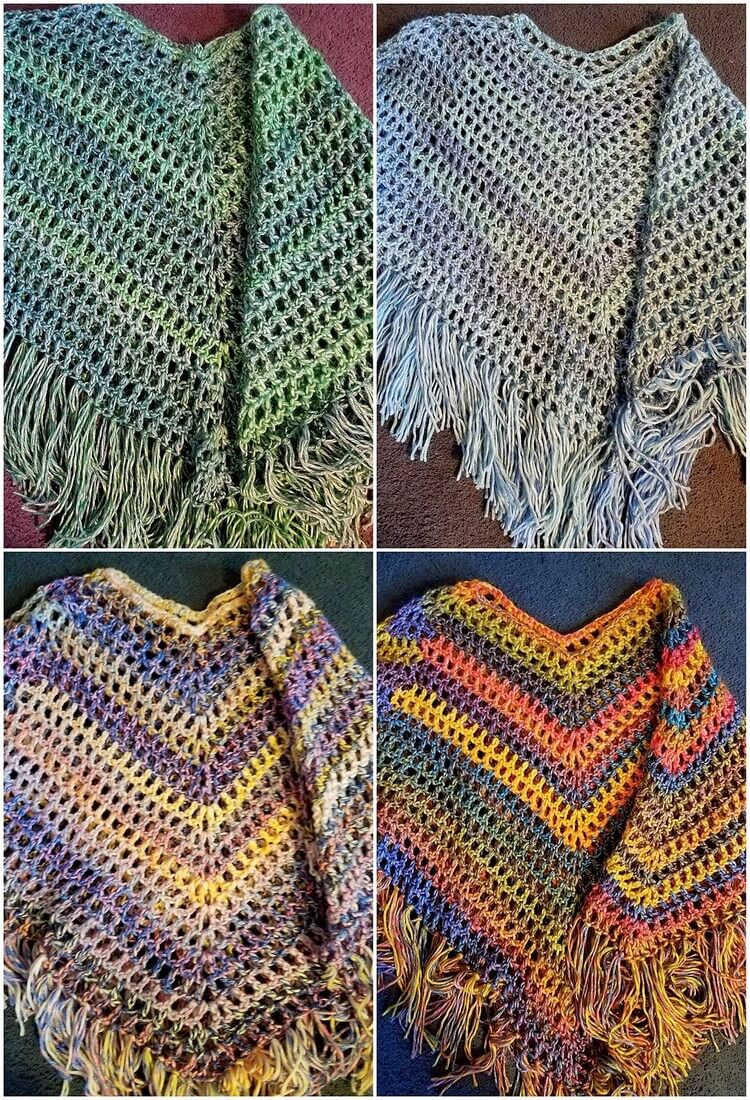 Crochet Scarf Idea