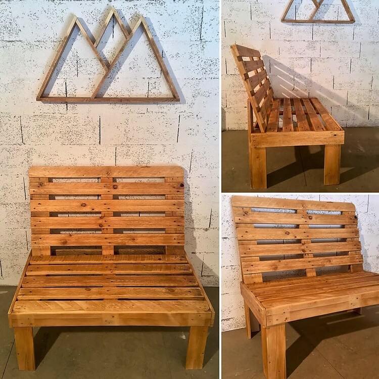 Pallet Bench