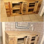 Shocking Wood Pallet Ideas for Your Home Beauty