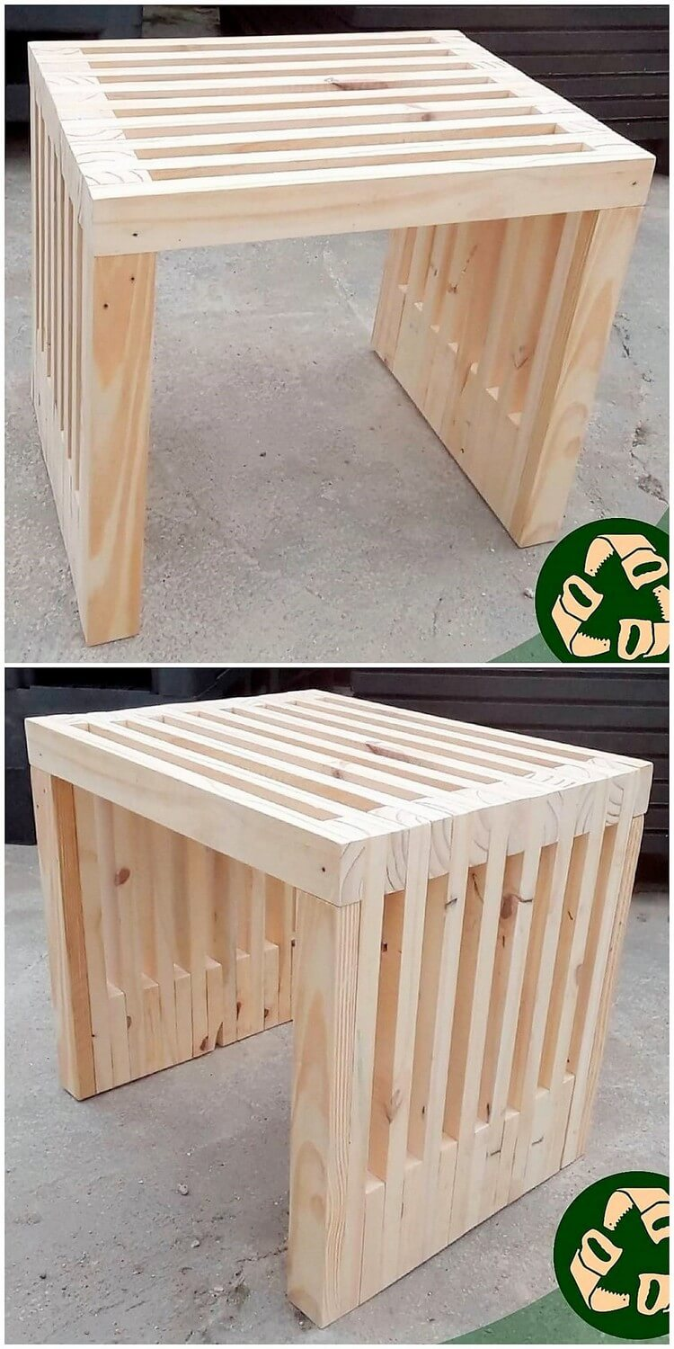Pallet Stool or Table