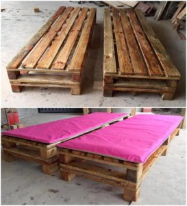 Lovely DIY Ideas with Recycled Wooden Pallets