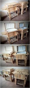 Useful DIY Projects for Reusing Old Wooden Pallets